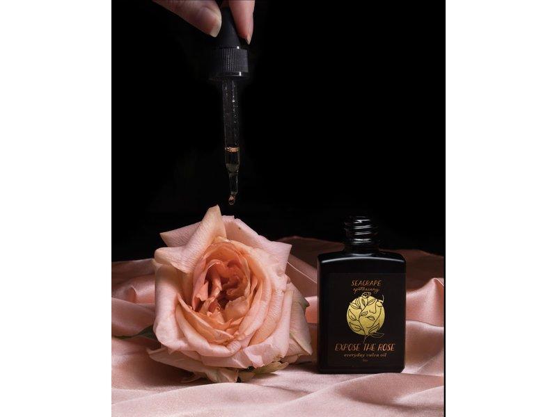 Sea Grape Seagrape Expose the Rose Vulva Oil