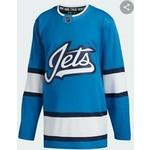 Adidas Adidas Hockey Jersey, Authentic, Mens, NHL, Winnipeg Jets, Alternate