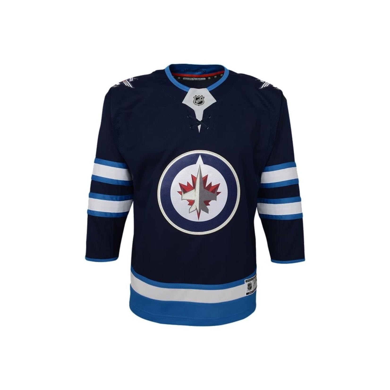 Outerstuff Outerstuff Hockey Jersey, Replica, Home, NHL, Toddler, Winnipeg Jets
