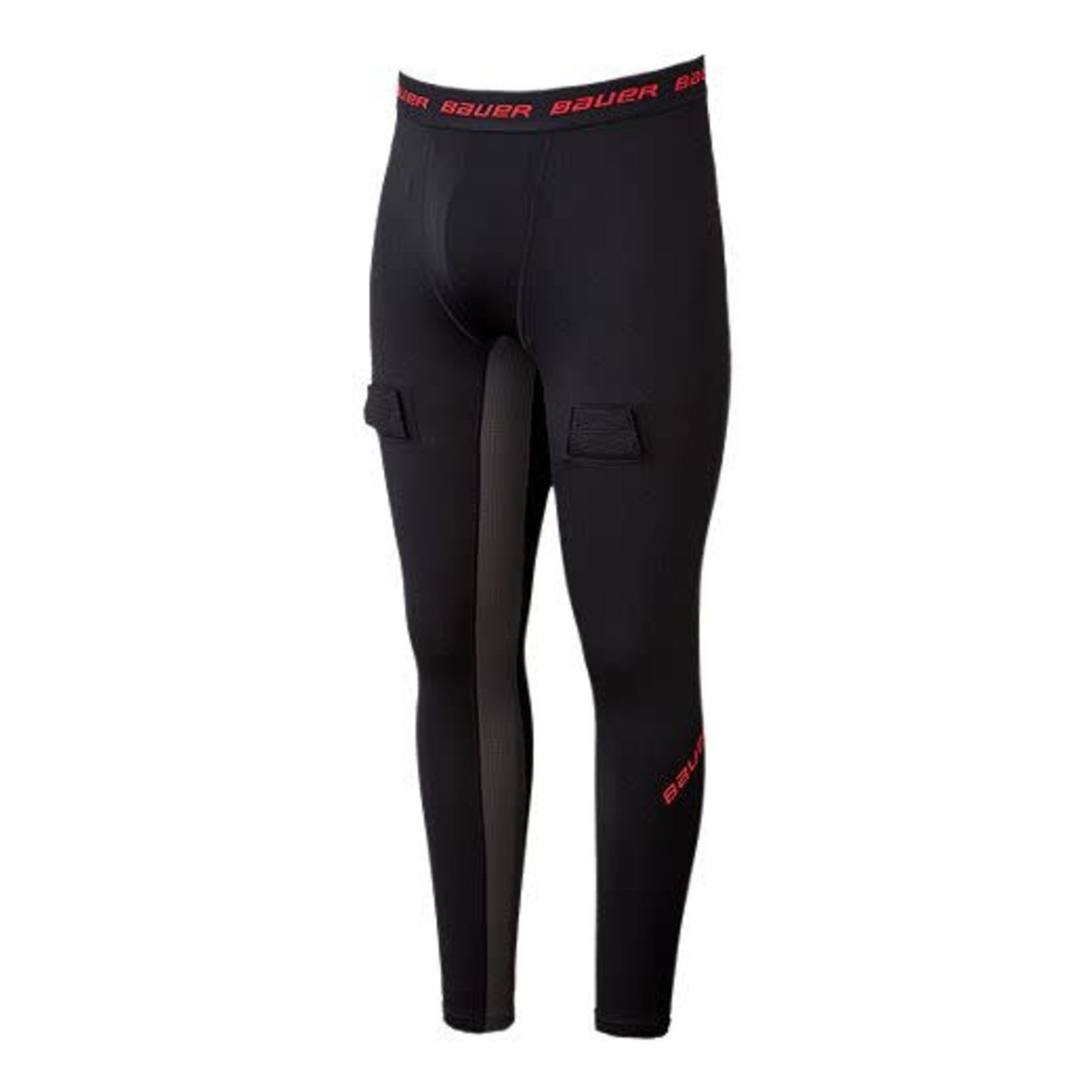 Bauer Bauer Compression Jock Pants, Essential, Youth