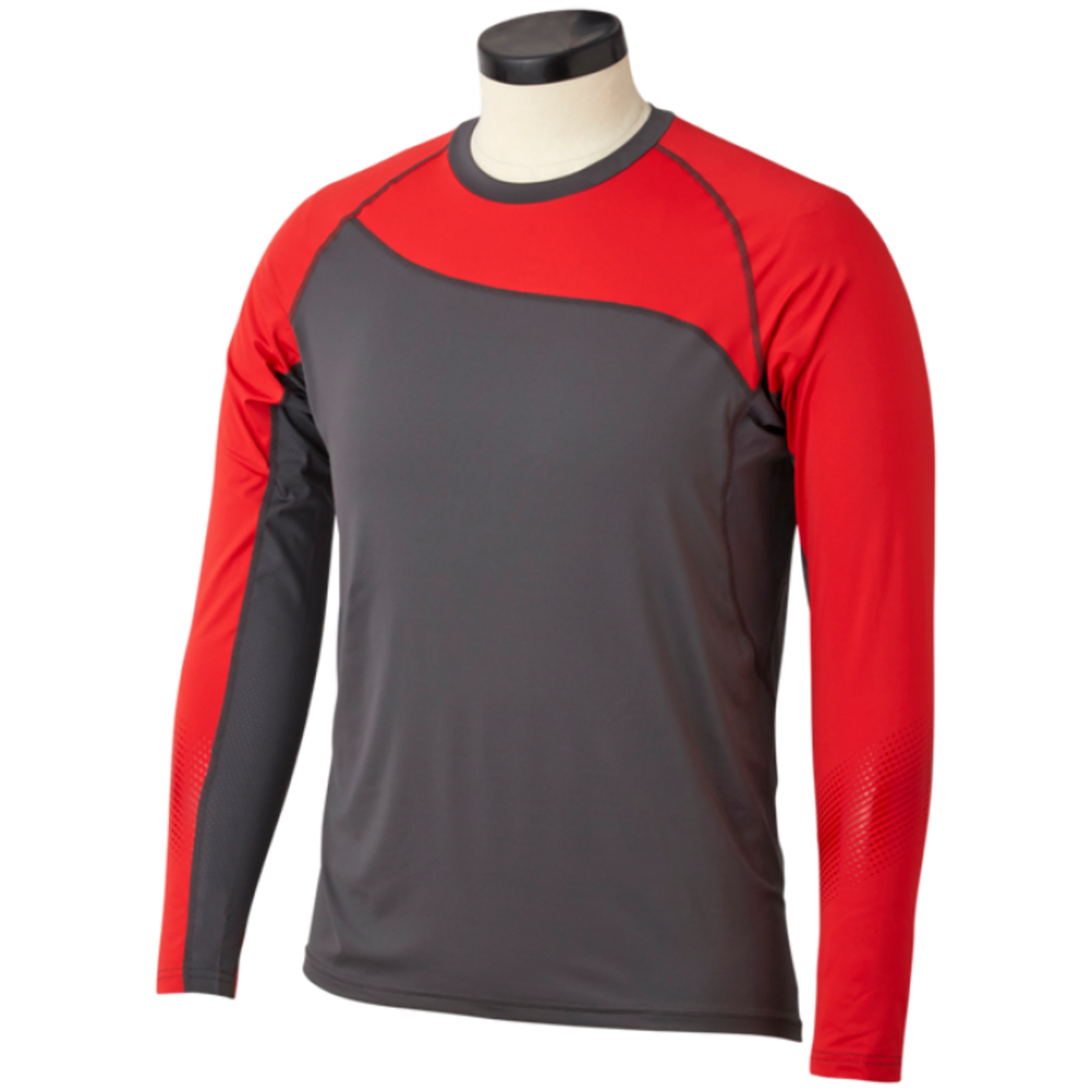 Bauer Bauer Long Sleeve Shirt, Pro Baselayer Top, Youth