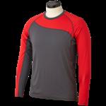 Bauer Bauer Long Sleeve Shirt, Pro Baselayer Top, Senior