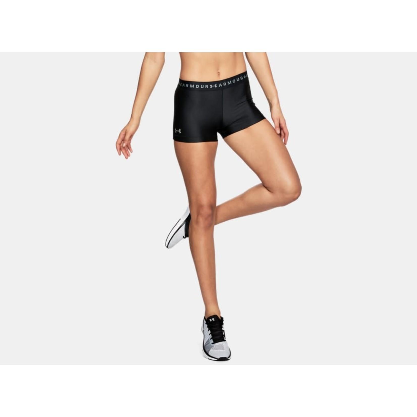Under Armour Under Armour Shorts, HG Armour Shorty, Heat Gear, Compression, Ladies