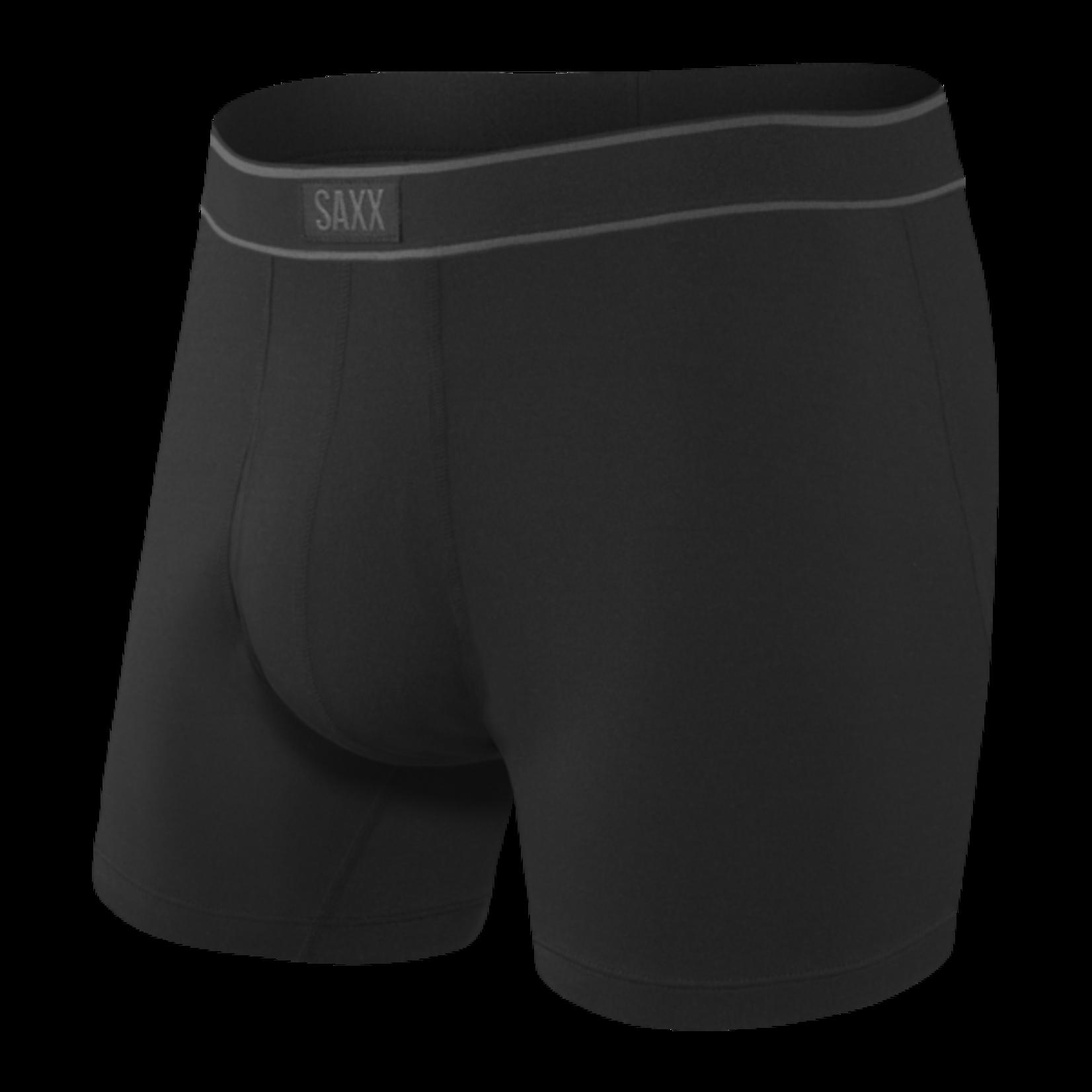 Saxx Saxx Underwear, Daytripper BB Fly, Mens, BLK-Blk