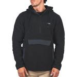 Hurley Hurley Anorak Hoodie, Sherpa Fleece, Mens