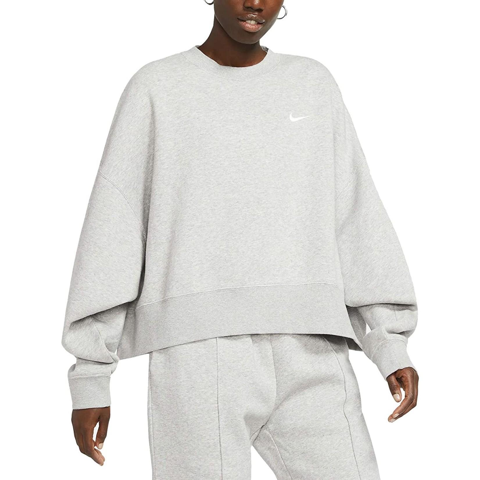 Nike Nike Sweater, Sportswear Crew Fleece Trend, Ladies