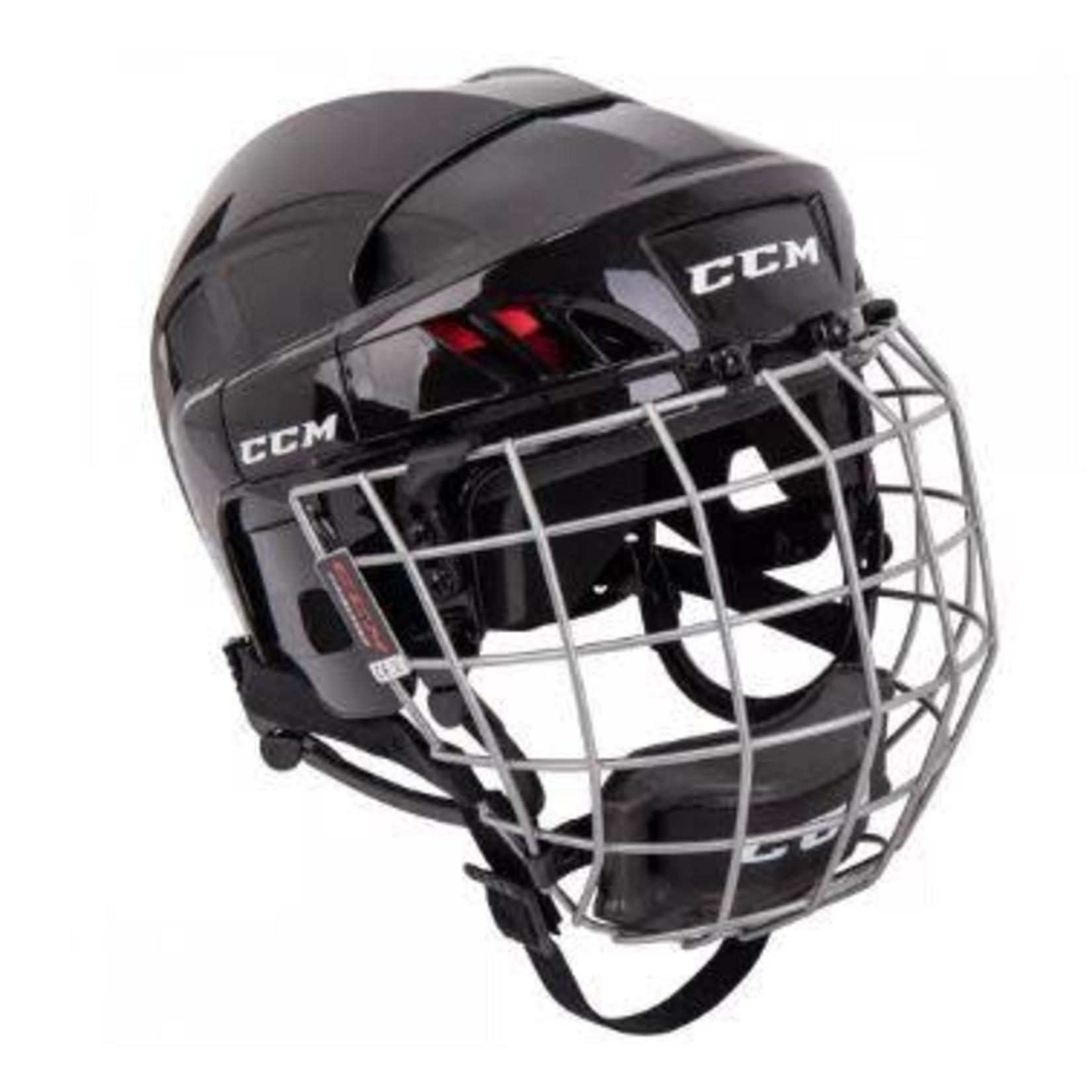 CCM CCM Hockey Helmet Combo, CCM50, Junior