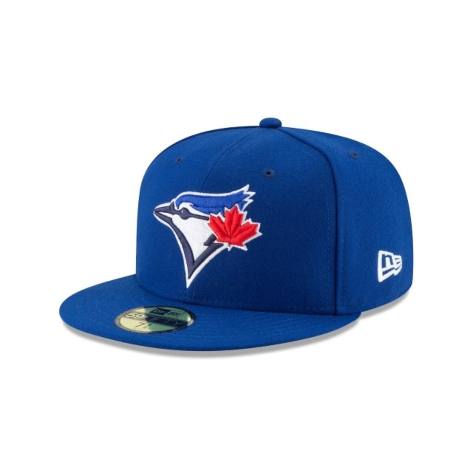 New Era New Era Hat, 59Fifty On-Field AC, MLB, Toronto Blue Jays Game