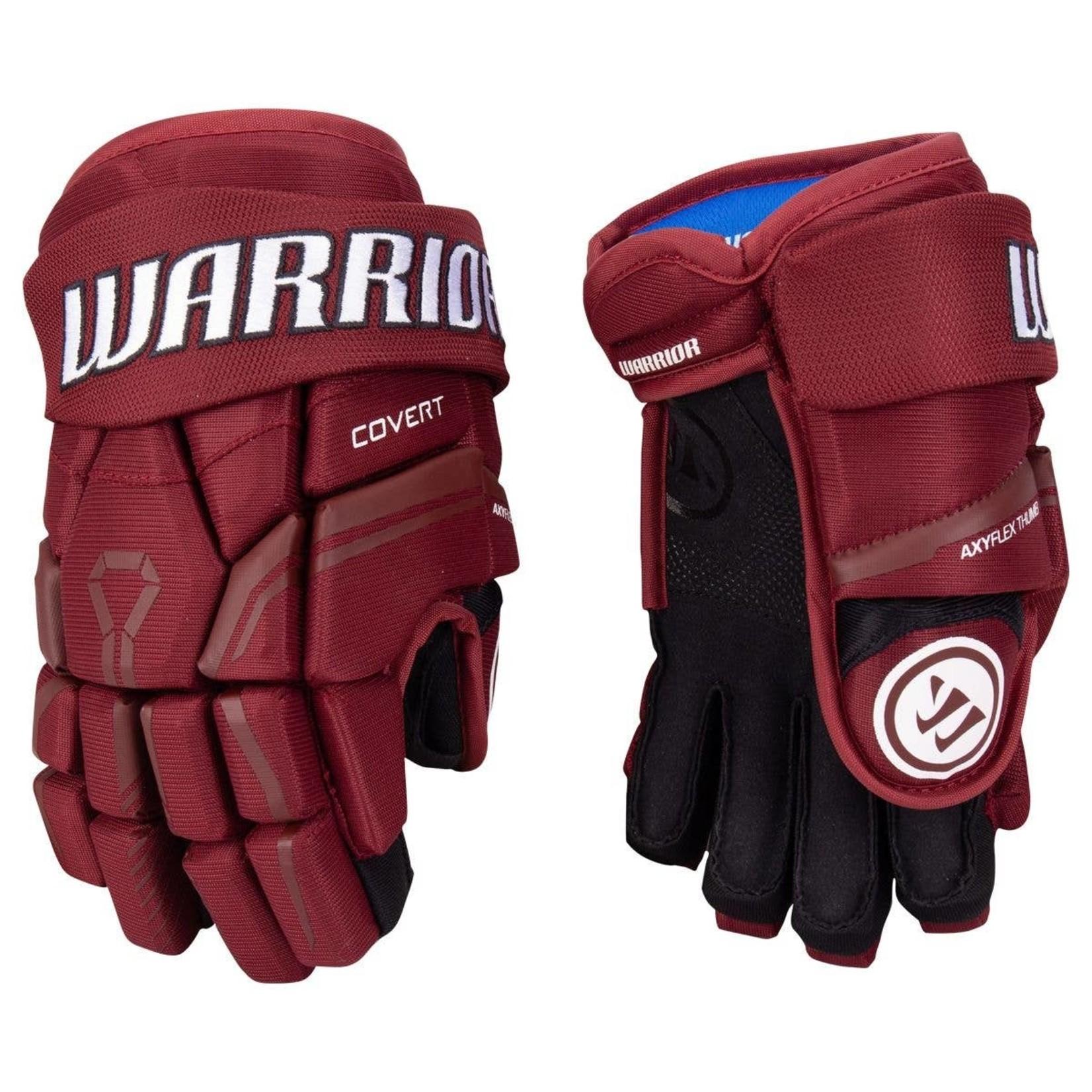 Warrior Warrior Hockey Gloves, Covert QRE 30, Junior
