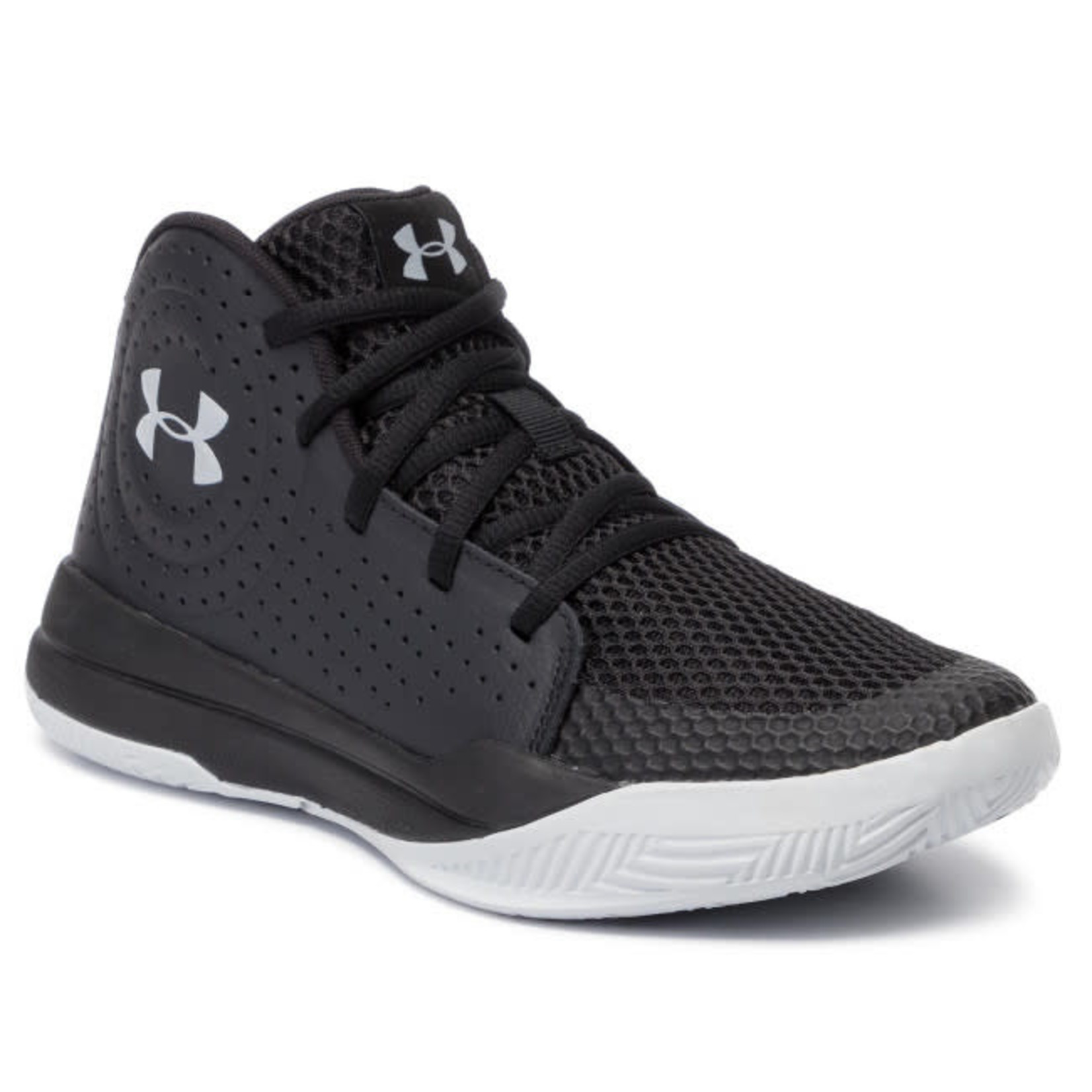 Under Armour Under Armour Basketball Shoes, Jet, Boys