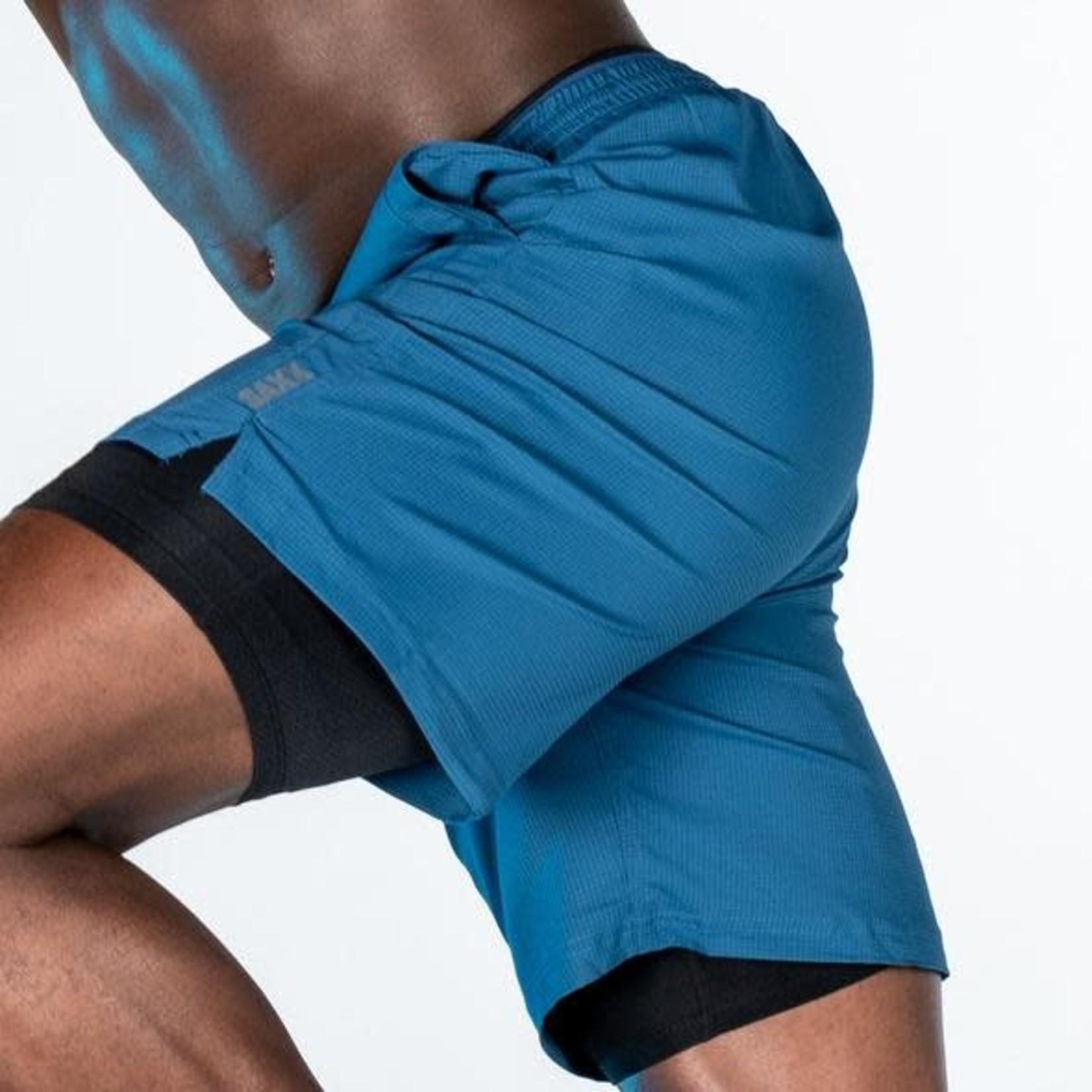Saxx Saxx Shorts, Kinetic 2N1 Sport, Mens