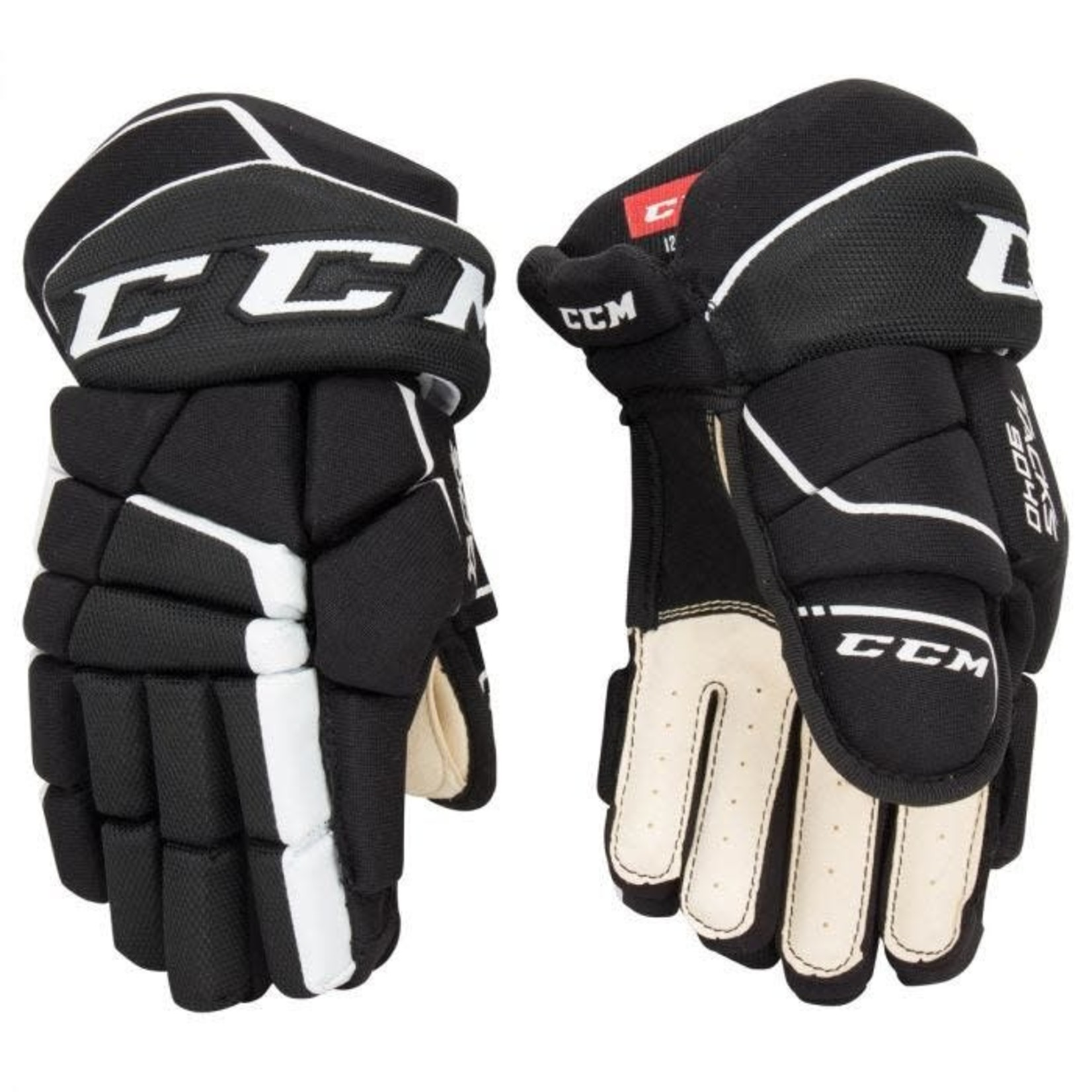 CCM CCM Hockey Gloves, Tacks 9040, Junior