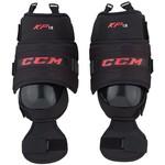CCM CCM Goal Knee Protector, 1.9, Intermediate, Blk