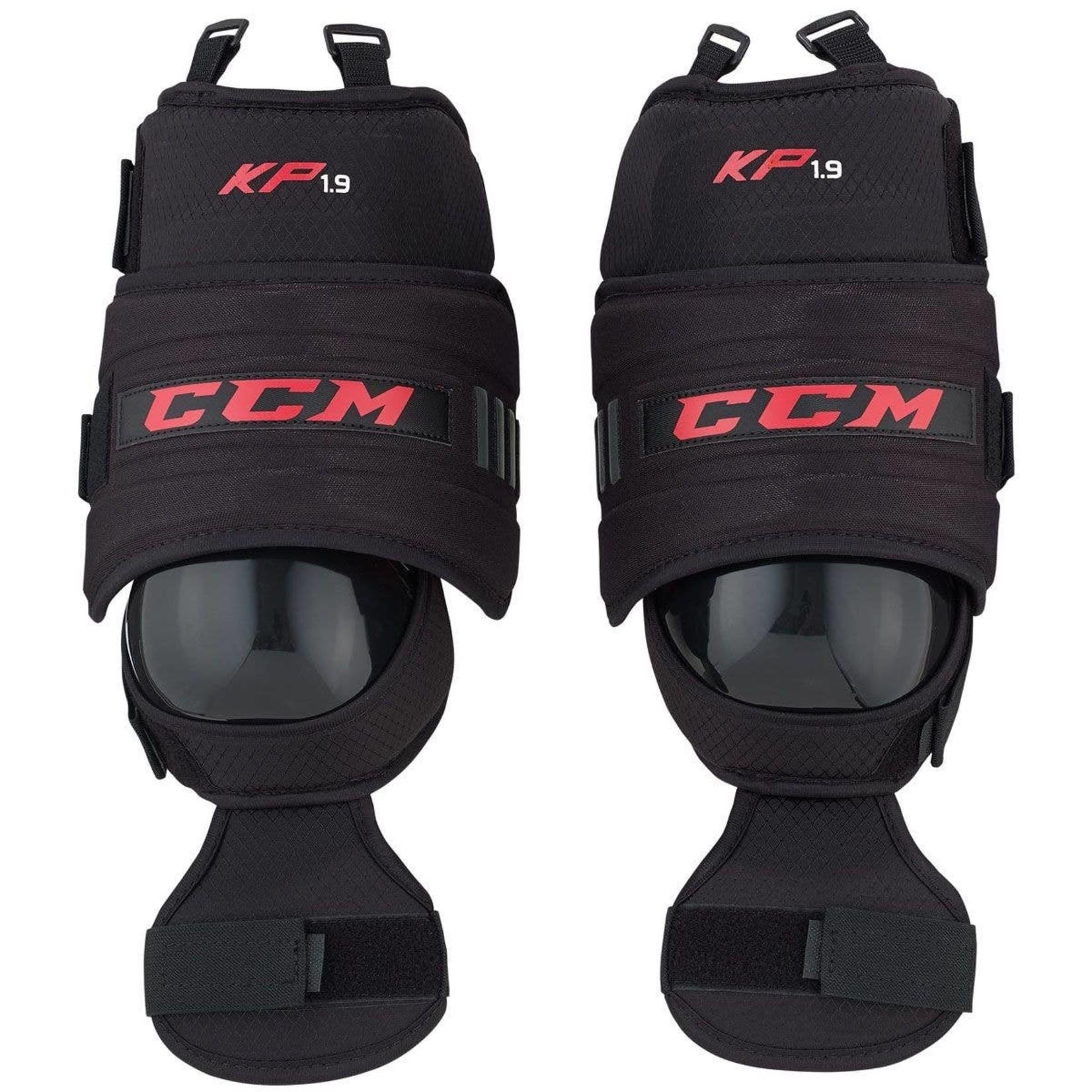 CCM CCM Goal Knee Protector, 1.9, Intermediate