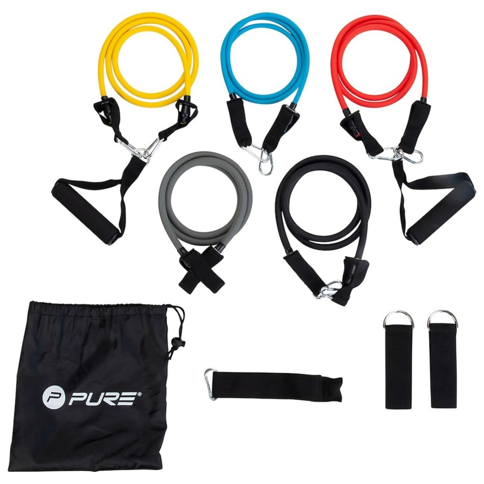 Pure 2Improve Pure 2Improve Exercise Tube Set
