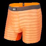 Saxx Saxx Underwear, Hot Shot BB Fly, Mens, OBH-Org Blaze Heather