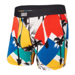 Saxx Saxx Underwear, Daytripper BB Fly, Mens, MNM-Multi Miami Nice