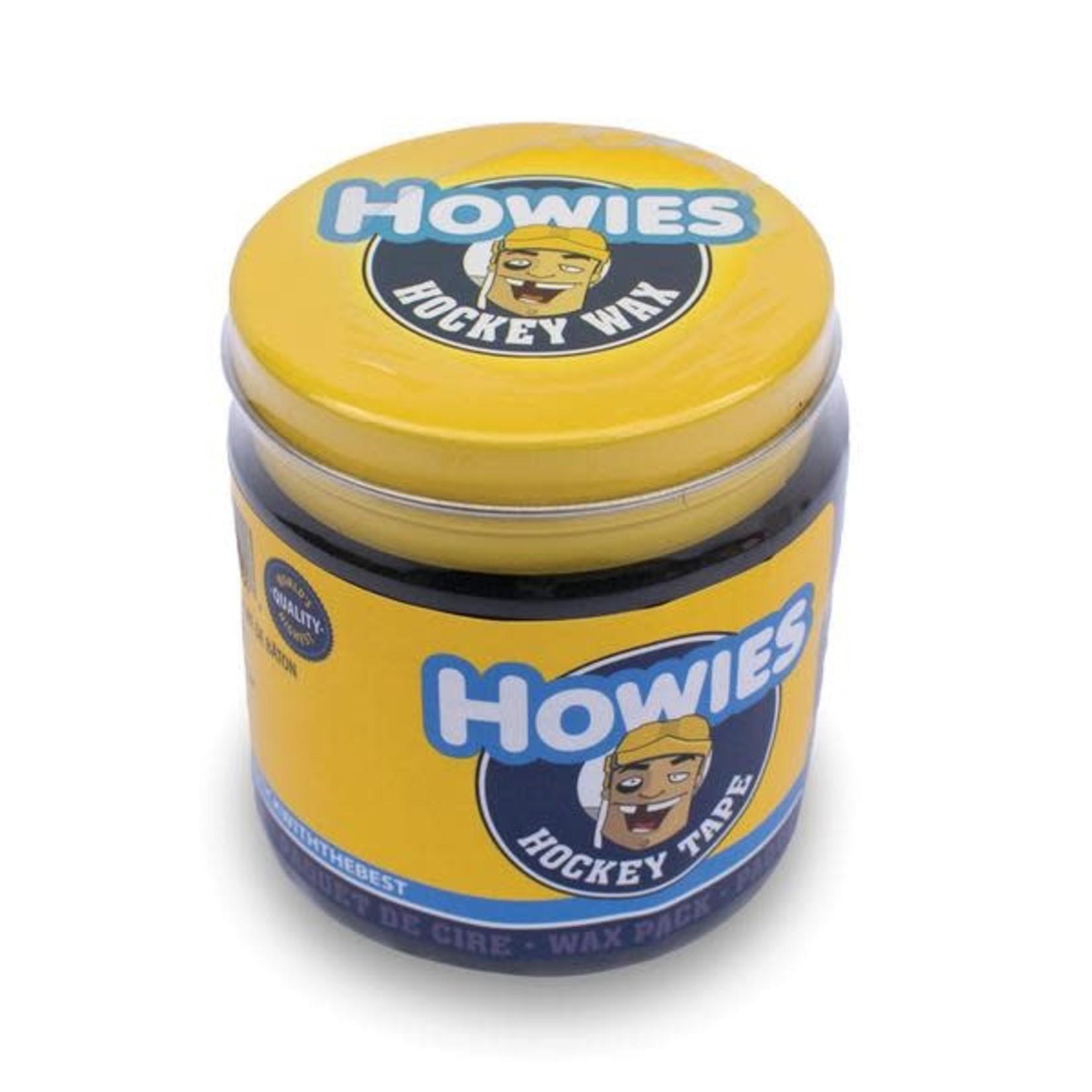 Howies Howies Wax Pack, 3 Blk/1 Wax