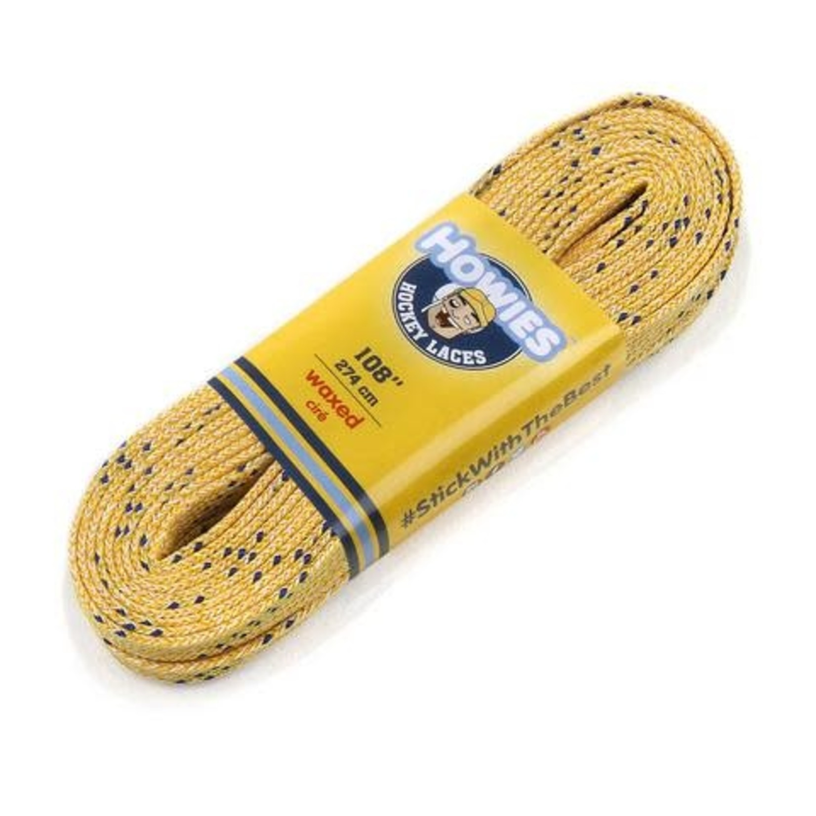 Howies Howies Hockey Skate Laces, Waxed