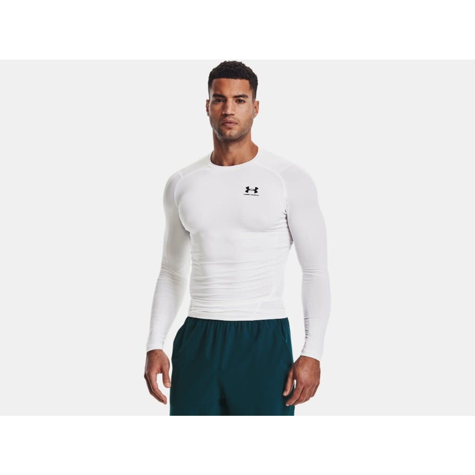 Under Armour Under Armour Compression Shirt, HG Armour LS, Mens