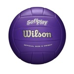 Wilson Wilson Volleyball, Soft Play, Pur
