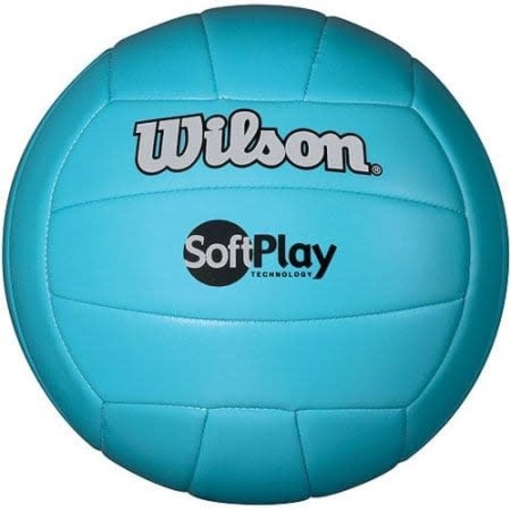 Wilson Wilson Volleyball, Soft Play, Blu