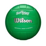 Wilson Wilson Volleyball, Soft Play, Grn