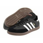 Adidas Adidas Indoor Soccer Shoes, Samba Classic, Mens