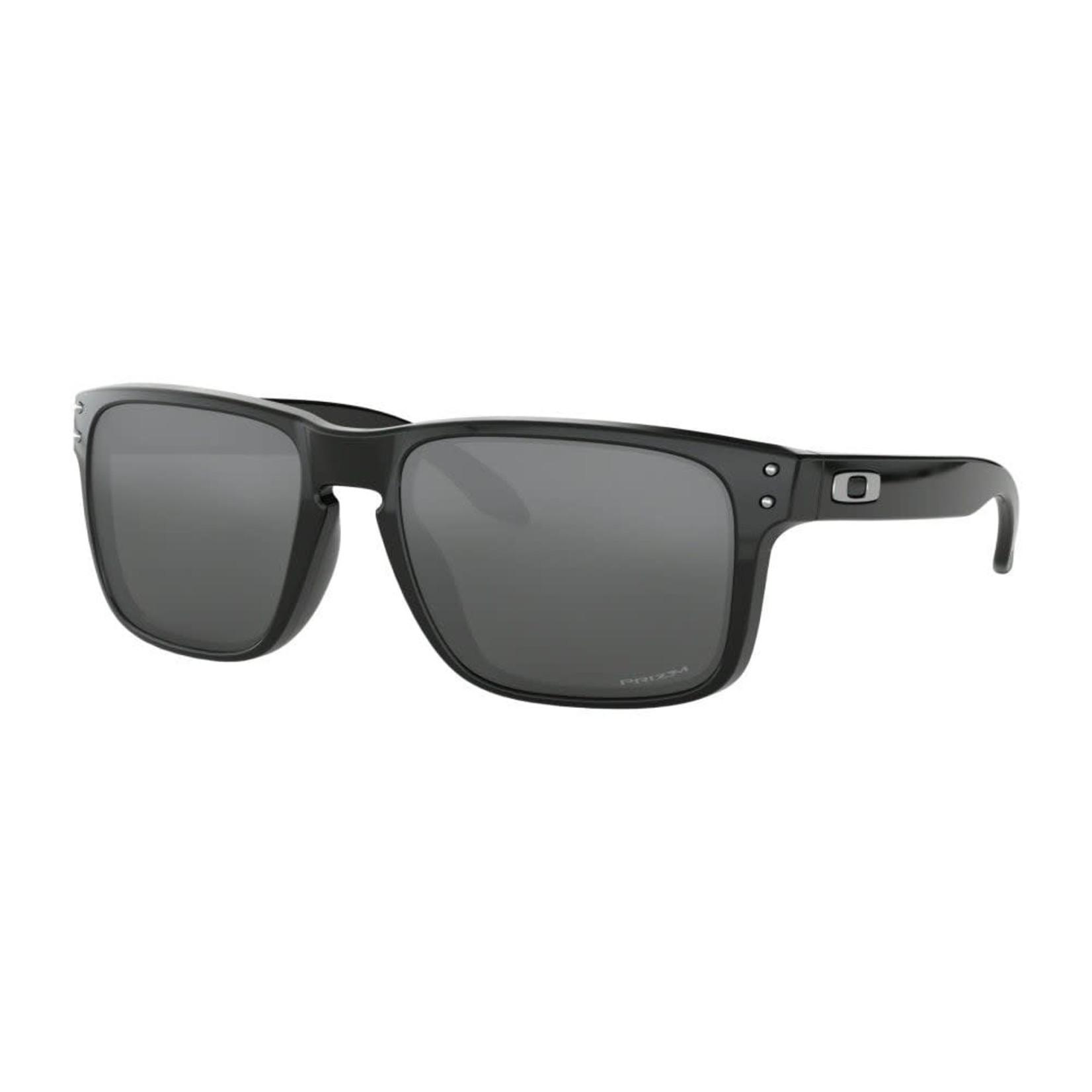 Oakley Oakley Sunglasses, Holbrook, Polished Blk, Prizm Blk Iridium