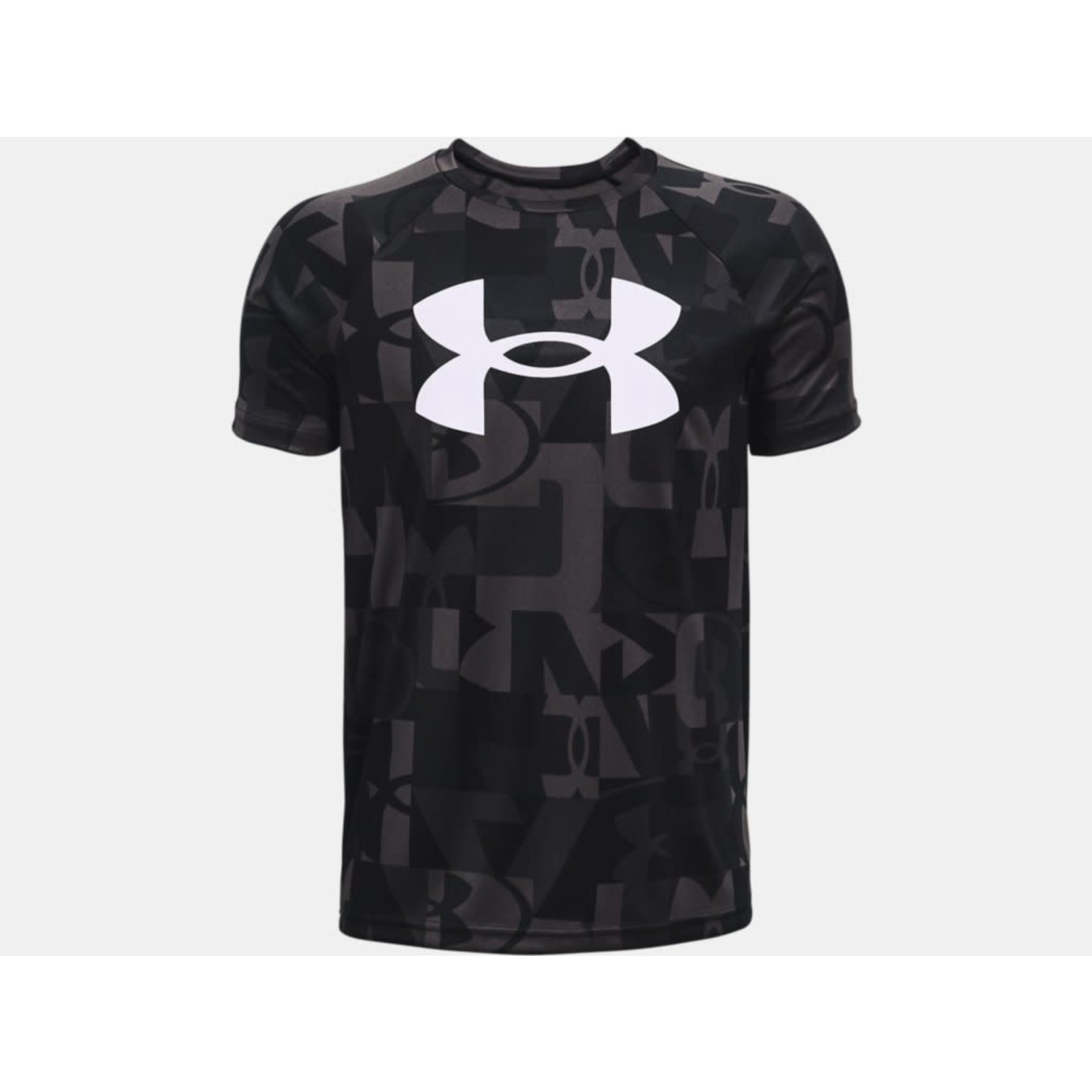 Under Armour Under Armour T-Shirt, Tech Big Logo Printed SS, Boys