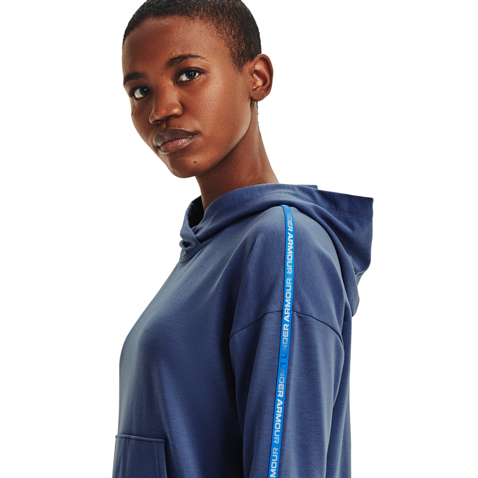 Under Armour Under Armour Hoodie, Rival Terry Taped, Ladies