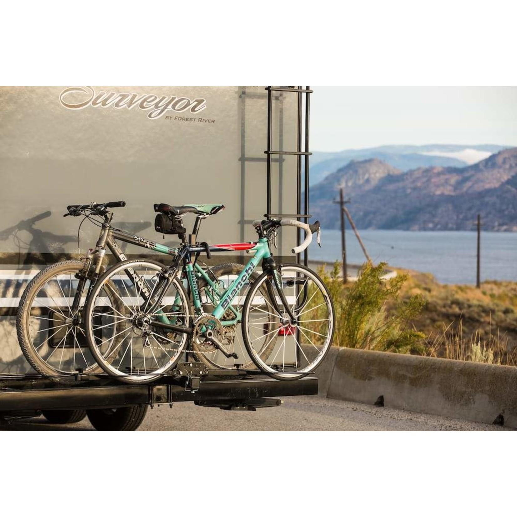 Swagman Swagman Bike Rack, Traveler XC 2 RV Bumper Mount