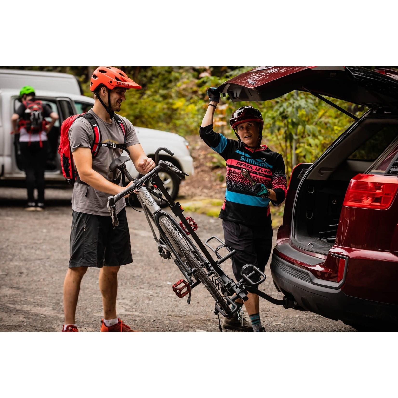 "Swagman Swagman Bike Rack, XTC2 Tilt, 2"" & 1 1/4"" Receiver"