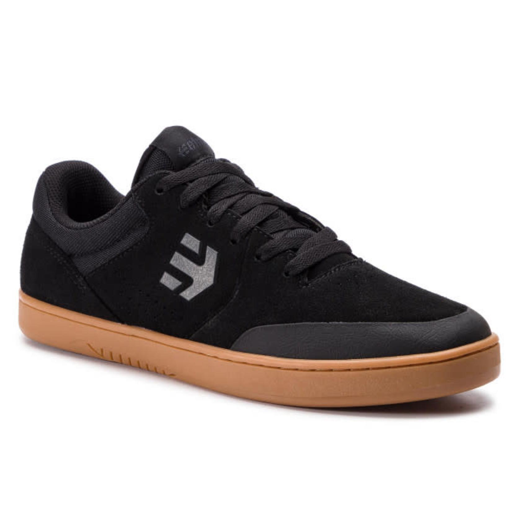 Etnies Etnies Casual Shoes, Marana, Mens, 566-Blk/Dark Gry/Gum