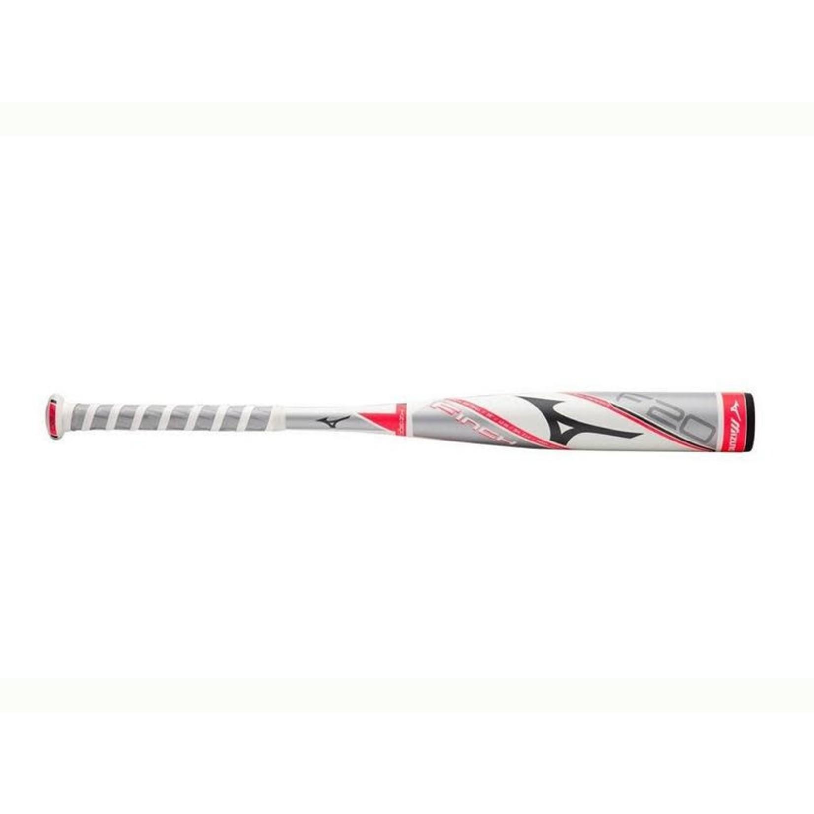 "Mizuno Mizuno Baseball Bat, F20 Finch Tee Ball, 2 1/4"", -13"