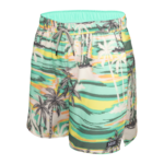 "Saxx Saxx Board Shorts, Oh Buoy 2N1 Volley 5"", Mens"