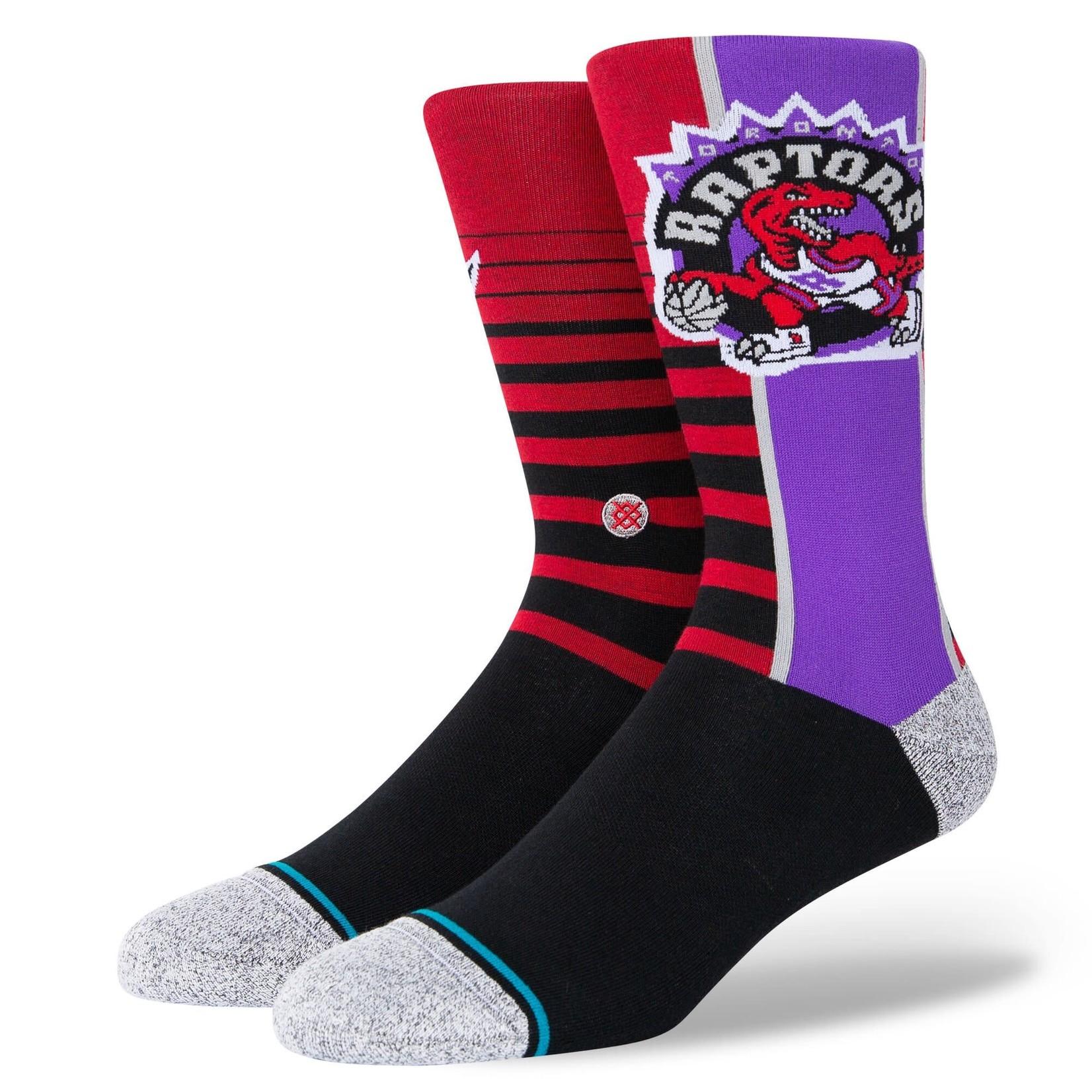 Stance Stance Socks, NBA Raptors Gradient