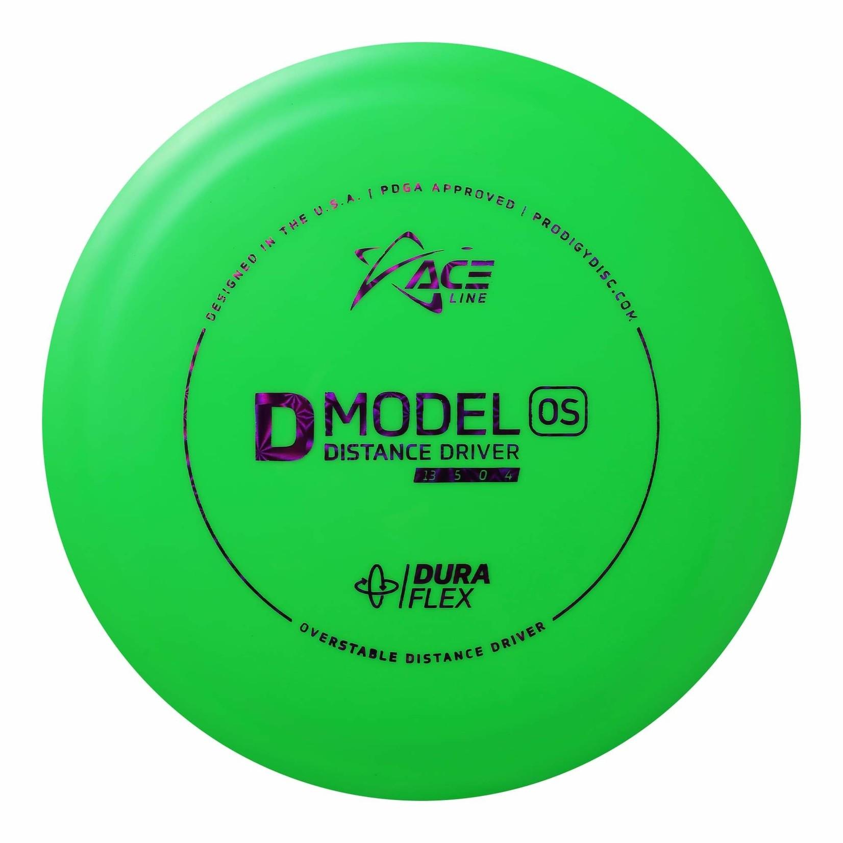 Prodigy Prodigy Disc, Ace Line Driver-OS Glow-Duraflex, ACE-D-DFgw-OS-175