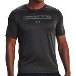 Under Armour Under Armour T-Shirt, Training Vent Wordmark, Mens