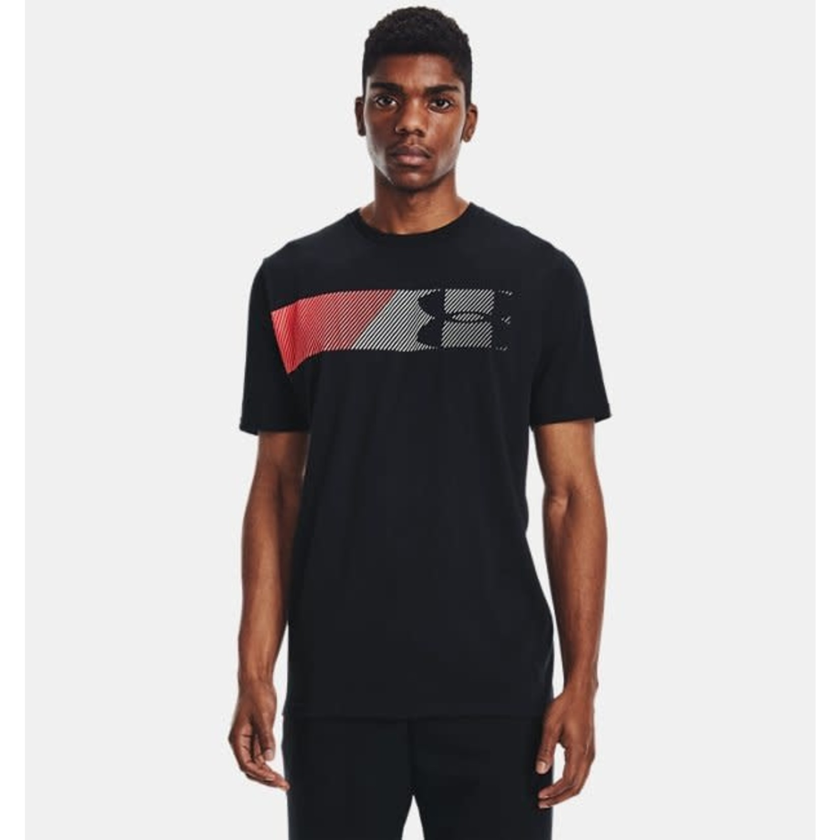 Under Armour Under Armour T-Shirt, Fast Left Chest 2.0, Mens