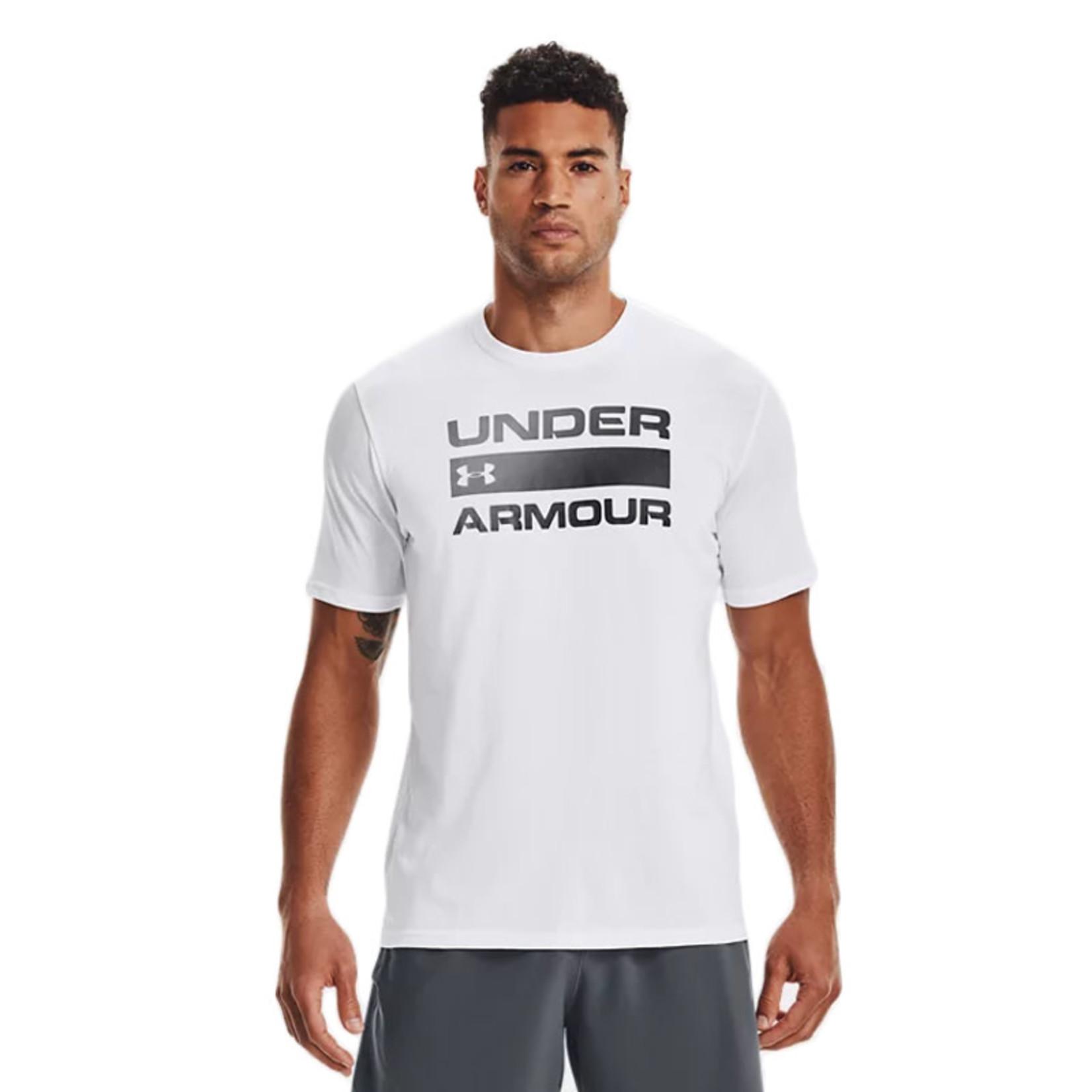 Under Armour Under Armour T-Shirt, Team Issue Wordmark, Mens