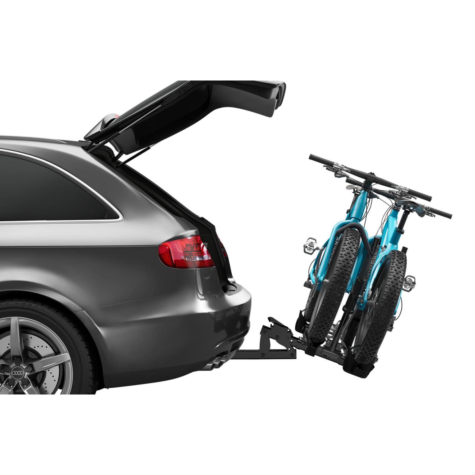 "Thule Thule Bike Rack, T2 Classic Platform Hitchmount (2"" Receiver)"