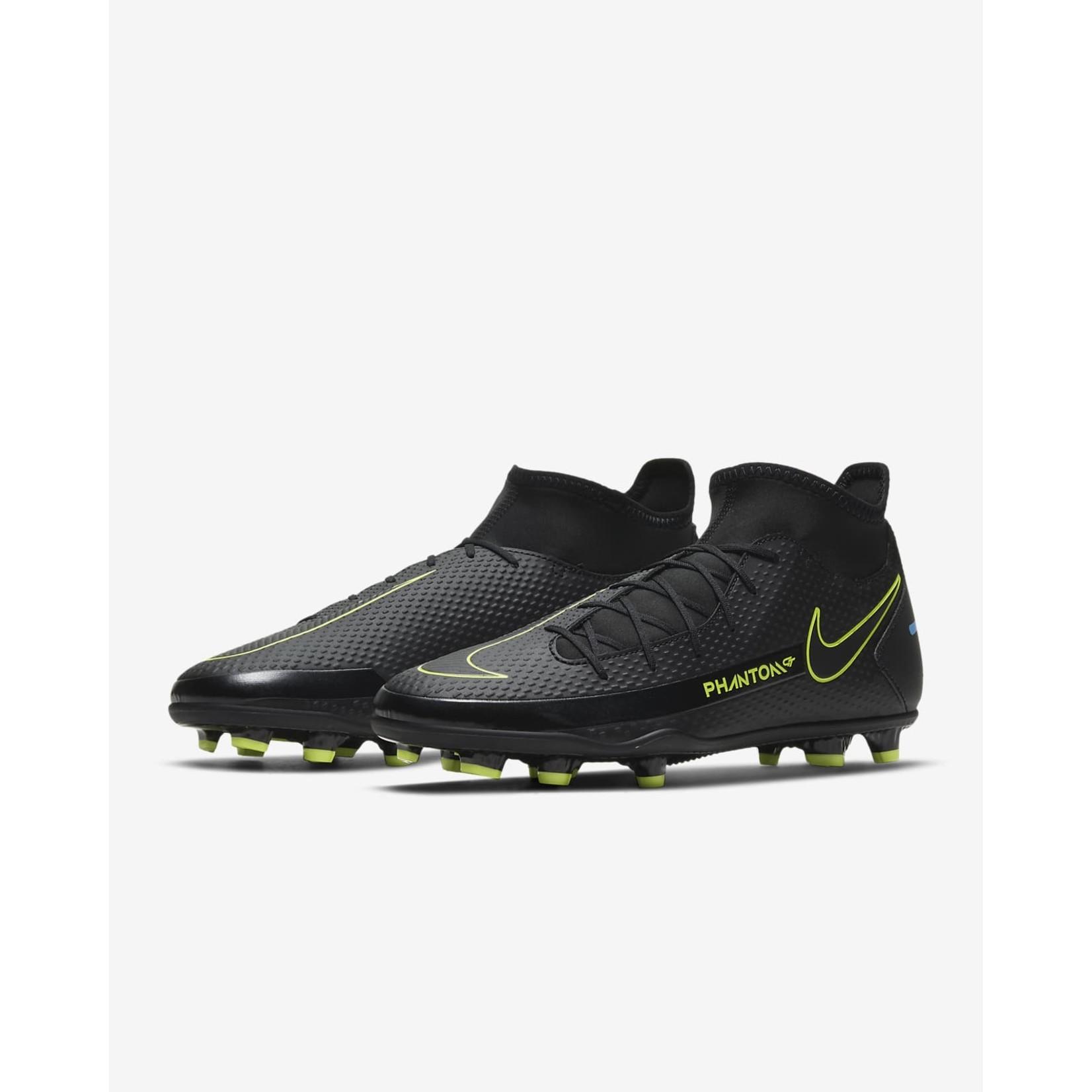 Nike Nike Soccer Shoes, Phantom GT Club Dynamic Fit MG, Mens
