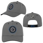 Outerstuff Outerstuff Hat, Charcoal Colour Pop, NHL, Winnipeg Jets, Youth, OS
