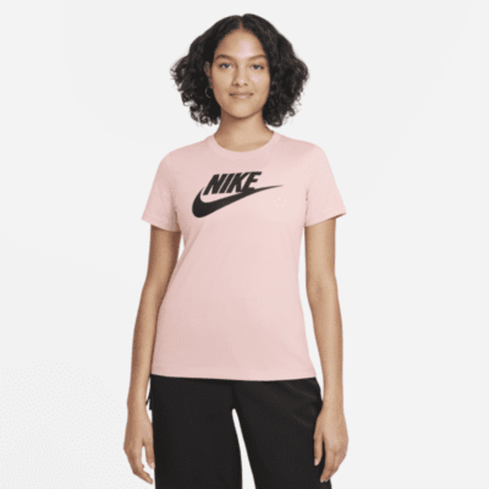 Nike Nike T-Shirt, Sportswear Tee Essential Icon Futura, Ladies