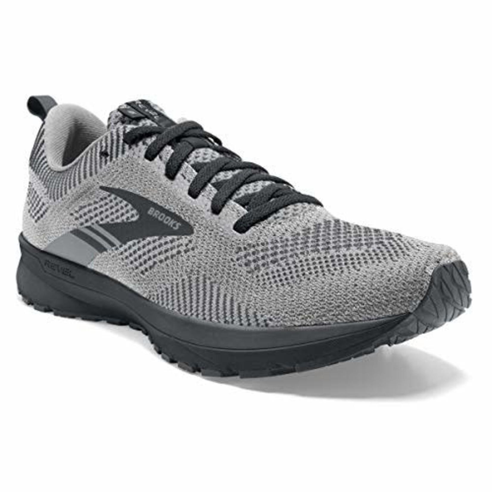Brooks Brooks Running Shoes, Revel 5, Mens
