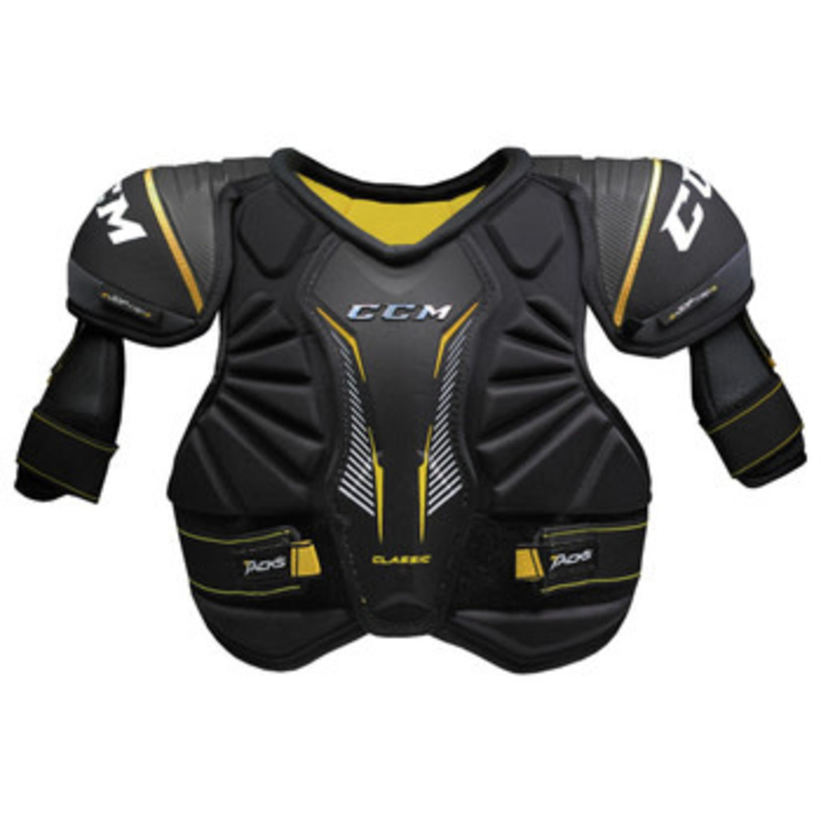CCM CCM Hockey Shoulder Pads, Tacks Classic, Senior