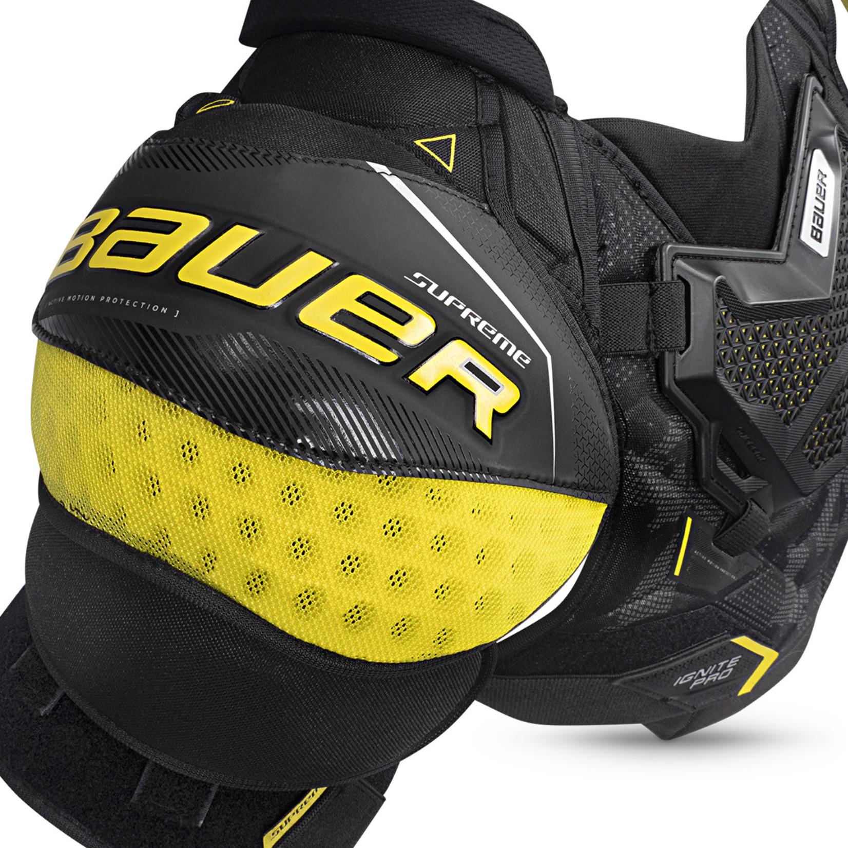 Bauer Bauer Hockey Shoulder Pads, Supreme Ignite Pro, Senior