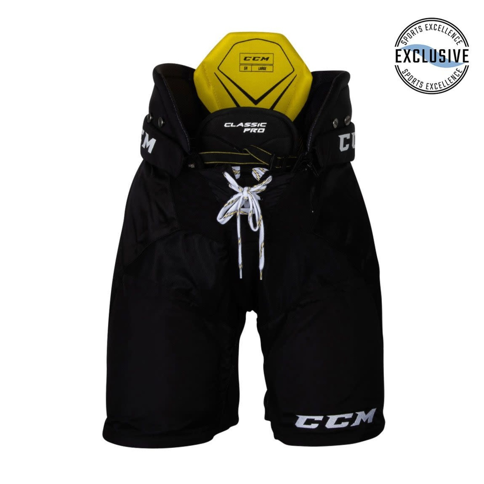 CCM CCM Hockey Pants, Tacks Classic Pro, Senior