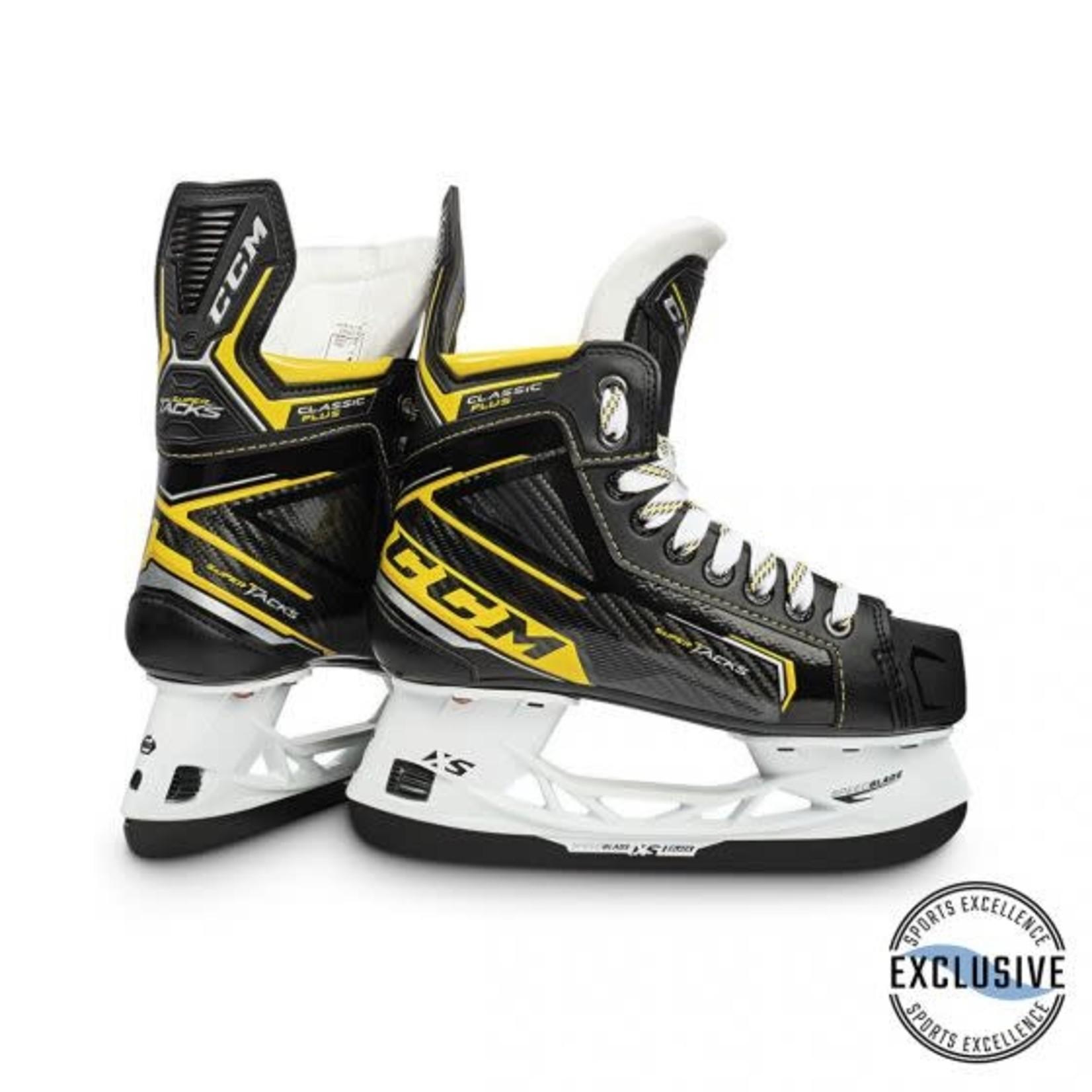 CCM CCM Hockey Skates, Super Tacks Classic Plus, Intermediate